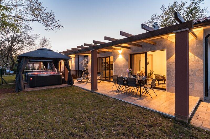 Villa Spirit II, location de vacances à Gamboci