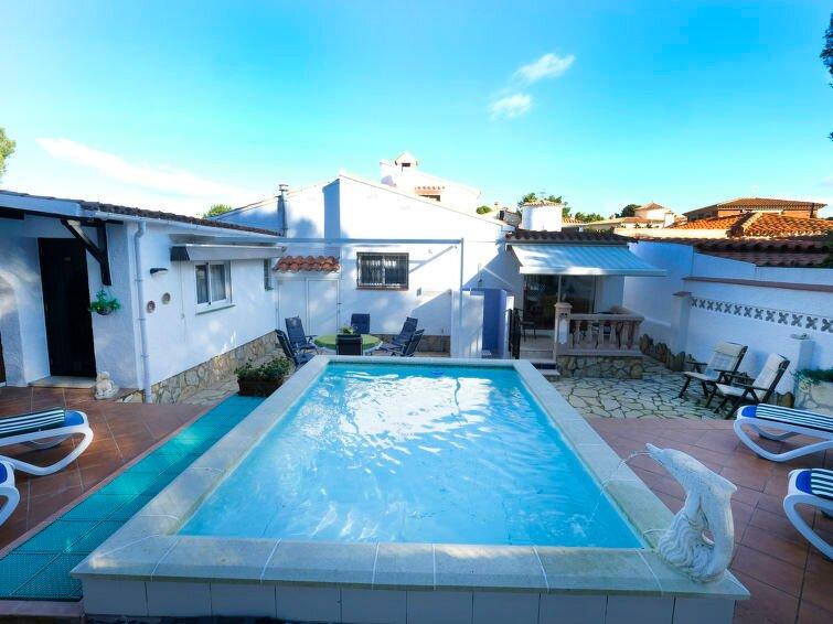 BONITA VILLA EN MIAMI-PLAYA+PISCINA PRIVADA. 8 personas, holiday rental in Montroig