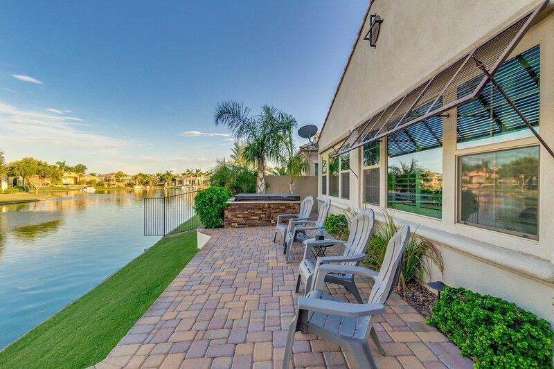 Pecan NEW Villa Del Lago, aluguéis de temporada em Sun Lakes