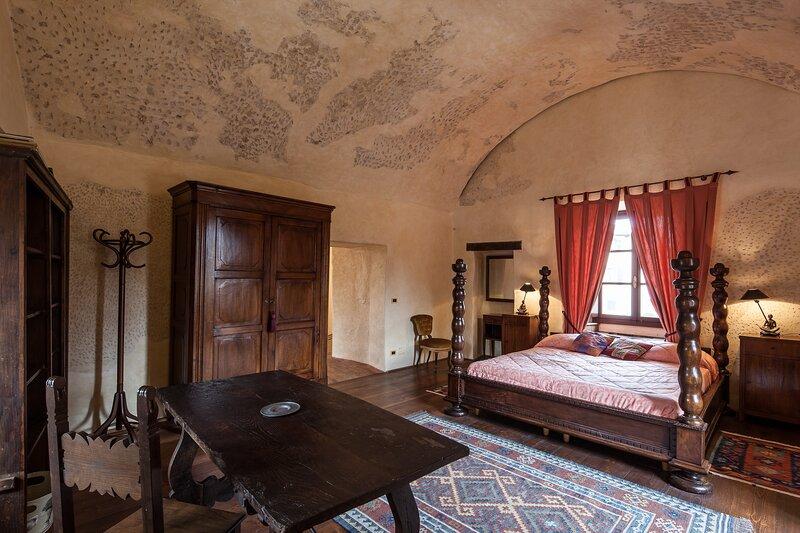 Castle tower, aluguéis de temporada em San Vito al Torre