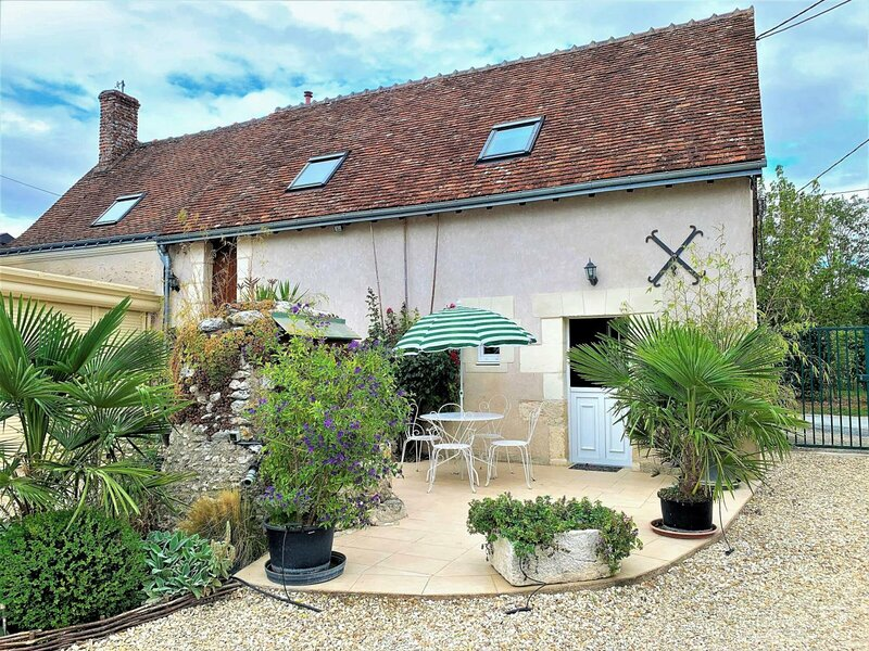 Le Tournesol Doré, holiday rental in Chambourg-sur-Indre