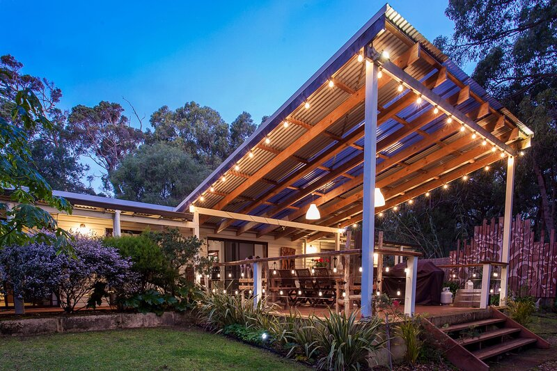 Bella Retreat - Peace & seclusion in the forest, alquiler vacacional en Margaret River Region