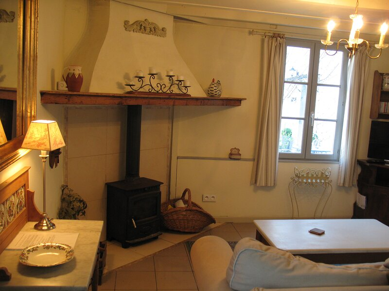 Converted Gite nr. Carcassonne location, Languedoc, holiday rental in Brugairolles