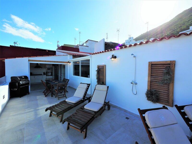 BEACH HOUSE.EL GINCHO GARACHICO close to the beach, vacation rental in El Tanque