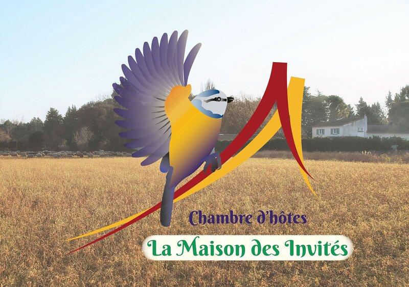 LA MAISON DES INVITES - CHAMBRE D'HOTES, casa vacanza a Pernes-les-Fontaines