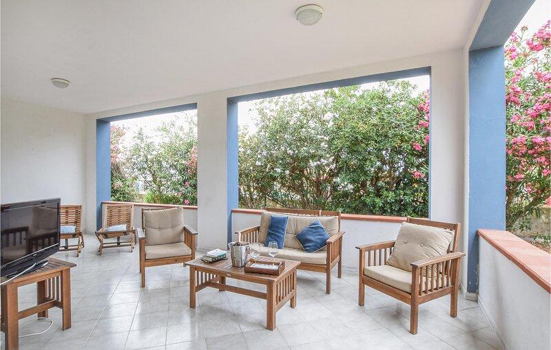 Nice apartment in Marritza with 3 Bedrooms (IGG253), casa vacanza a Sorso