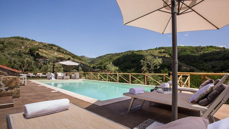 EV-EMMA255 - Villa Sissi 10+2, location de vacances à Colle di Buggiano