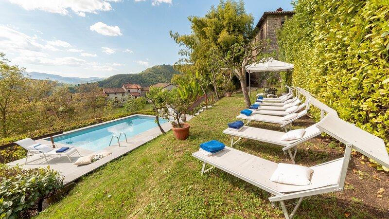 LU-D734-ANTO9AT - Villa Raffaelli 10, casa vacanza a Pievepelago