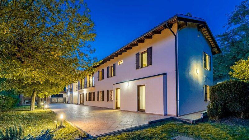 EV-EMMA091 - Cascina La Valle 10+2, holiday rental in Moncalvo