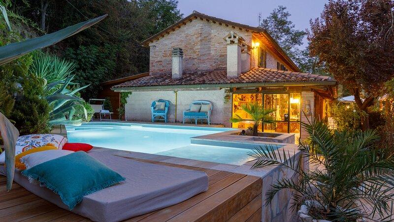 EV-EMMA183 - Villa Agave 8, aluguéis de temporada em Borgo Pace