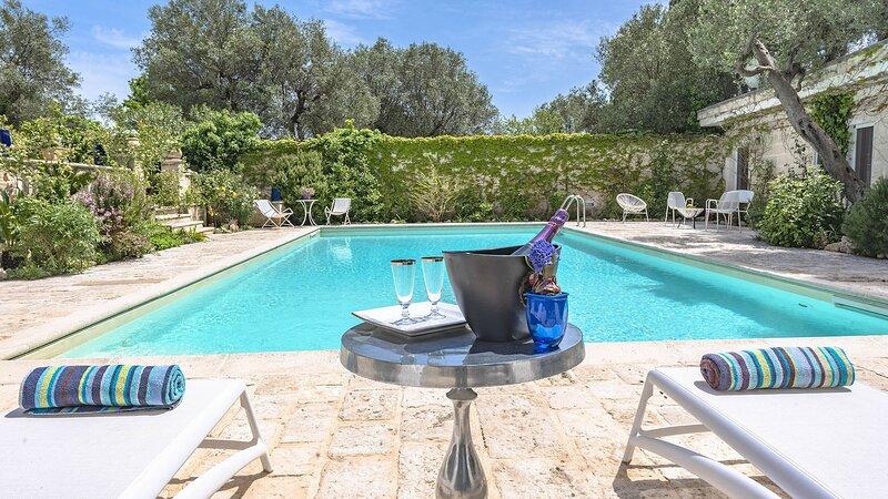 EV-EMMA276 - Villa dei Glicini 8+2, holiday rental in Villa Castelli