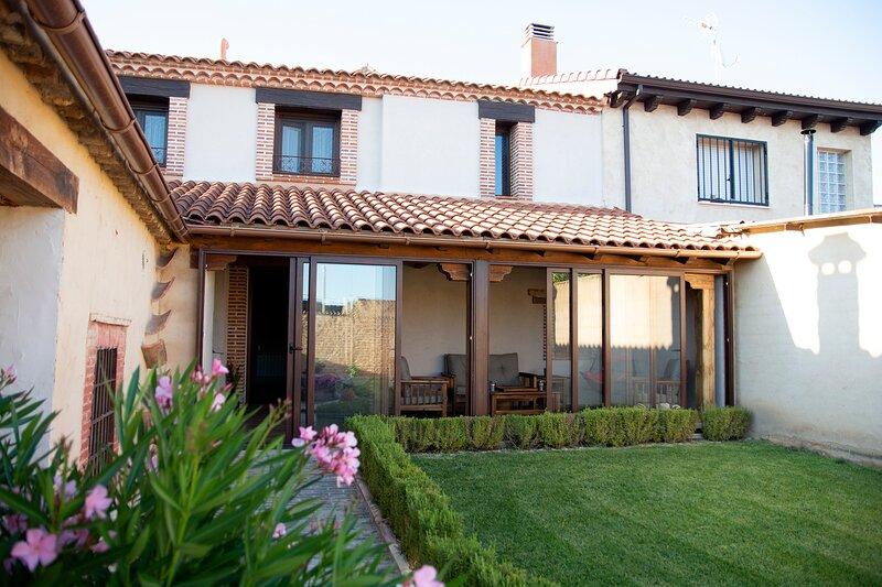 Casa Rural Zacarias, location de vacances à Pesquera de Duero
