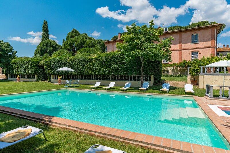 EV-EMMA207 - Villa Delle Sophore 16+4, casa vacanza a Borghetto
