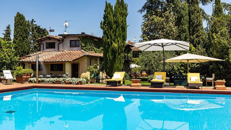 FI-D583-GREV10AT - Podere La Specola 18, holiday rental in Falciani