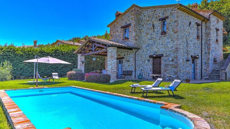 EV-EMMA171 - San Rocco 4, vacation rental in Montecchio