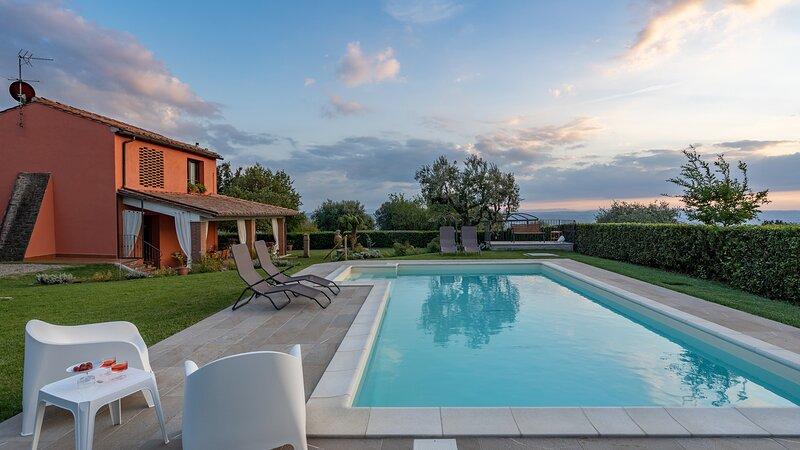 EV-EMMA179 - Torre Bensa 4, holiday rental in Limite Sull'Arno