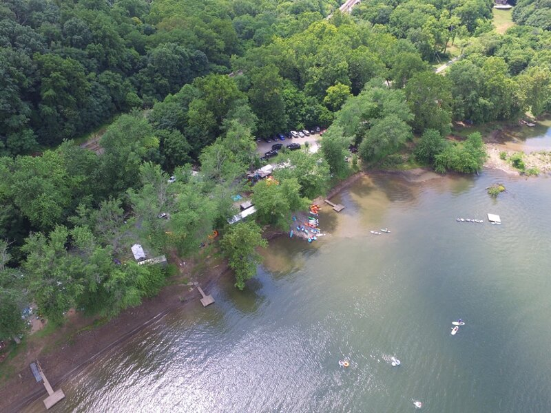 Tentrr Signature Site - Harpers Ferry - Potomac River View Campsite 2, holiday rental in Lovettsville
