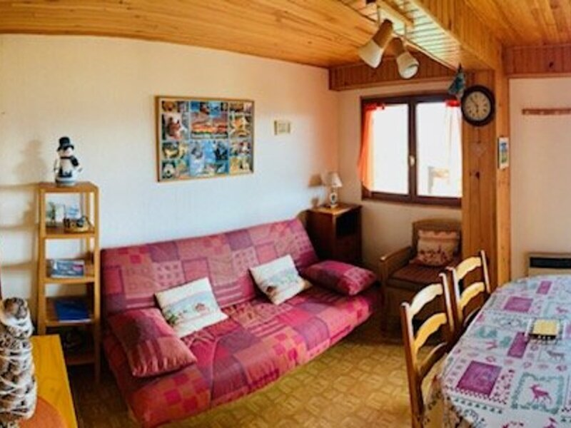 Appartement T2 4 couchages LES ANGLES, holiday rental in Puyvalador
