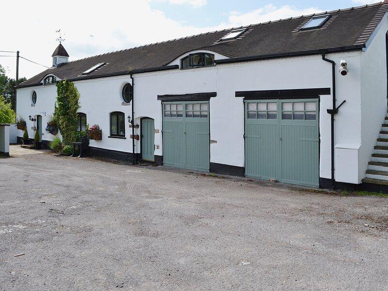 Wee Bridge Farm Cottage, location de vacances à Lymm