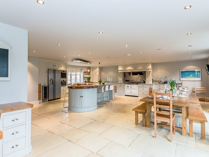 The Grange Farmhouse, vacation rental in Sculthorpe