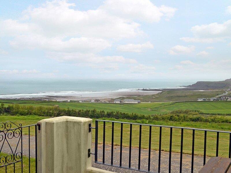 Ocean View, alquiler vacacional en Widemouth Bay