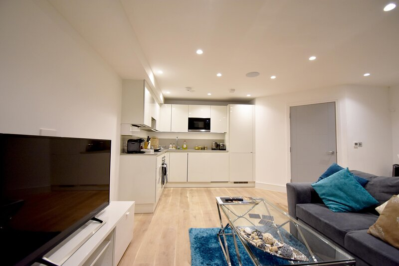 Northside Apartments Ealing - Two Bedrooms, holiday rental in Southall