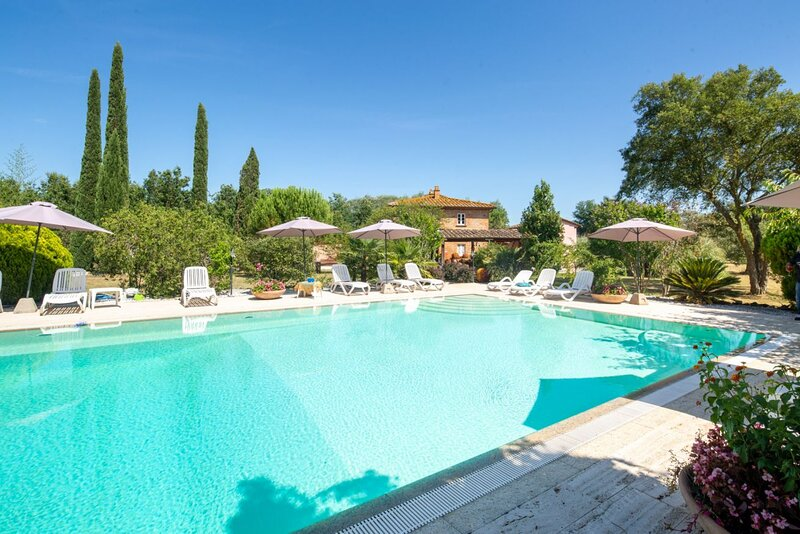 Villa al Molino - Marvelous villa with pool and tennis court near Pisa, holiday rental in Fauglia