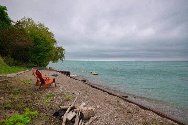 Captain Cook's Cove�Sunset Deck�Beach�, holiday rental in Huron County