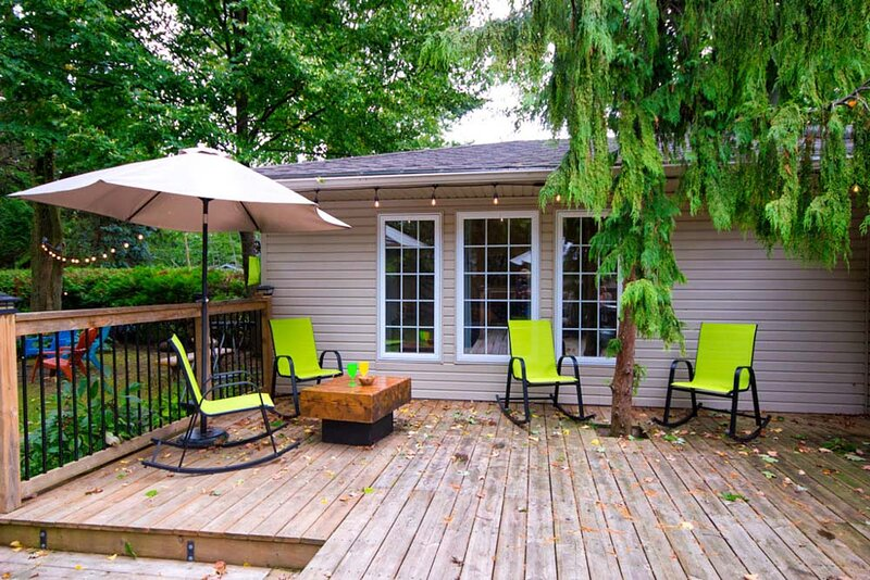 �Cozy in the Village�in the heart❤️of everything, holiday rental in Huron County