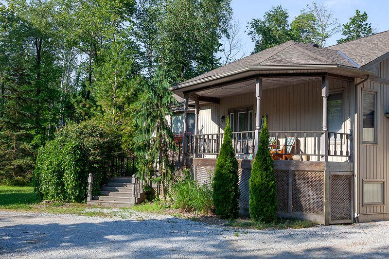 Woodland Retreat�great family�group getaway�, holiday rental in Huron County