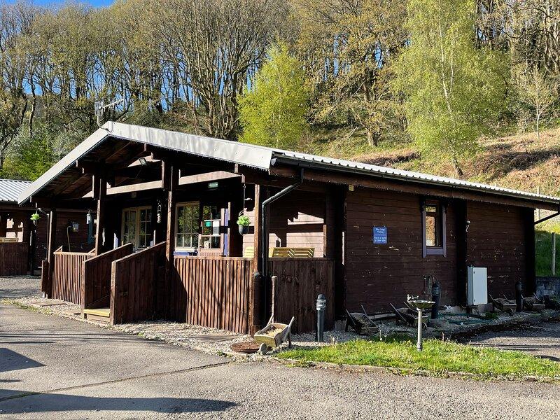 Blue Lodge, aluguéis de temporada em Risca