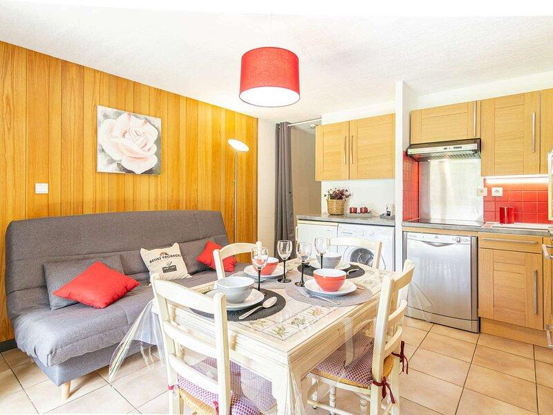 BALCON DU SOLEIL, holiday rental in Azet