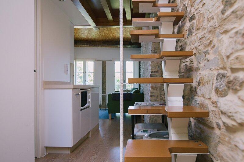roomPEDRA apartment LOFT, alquiler de vacaciones en Santiago de Compostela