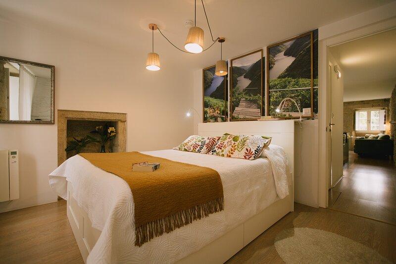 roomPEDRA quaint apartment, alquiler de vacaciones en Santiago de Compostela