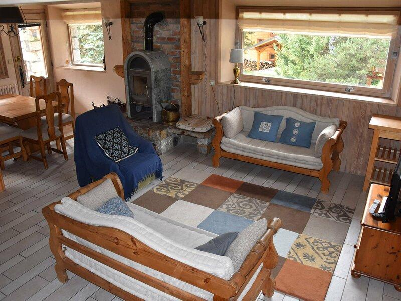 Agréable chalet, bien situé, holiday rental in Pralognan-la-Vanoise