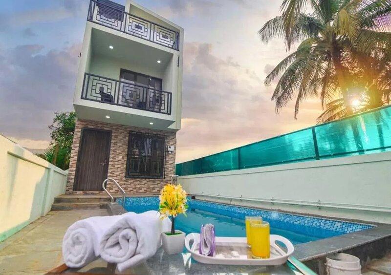 WOW VILLA 115, location de vacances à Kamshet