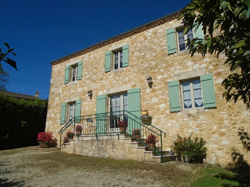 La Croix Blanche, holiday rental in Capdrot