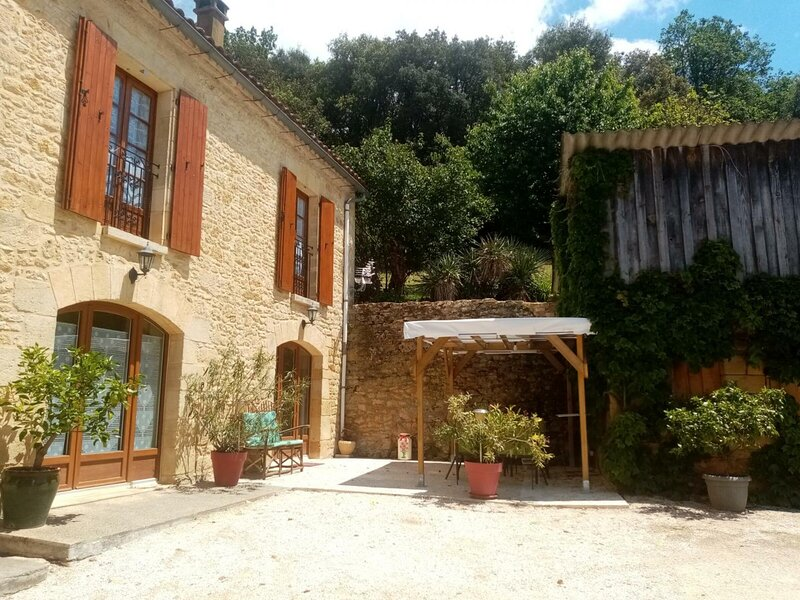 Le Braulenoix, holiday rental in Veyrignac