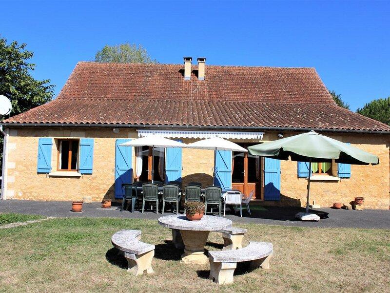 Braulen Haut, holiday rental in Veyrignac