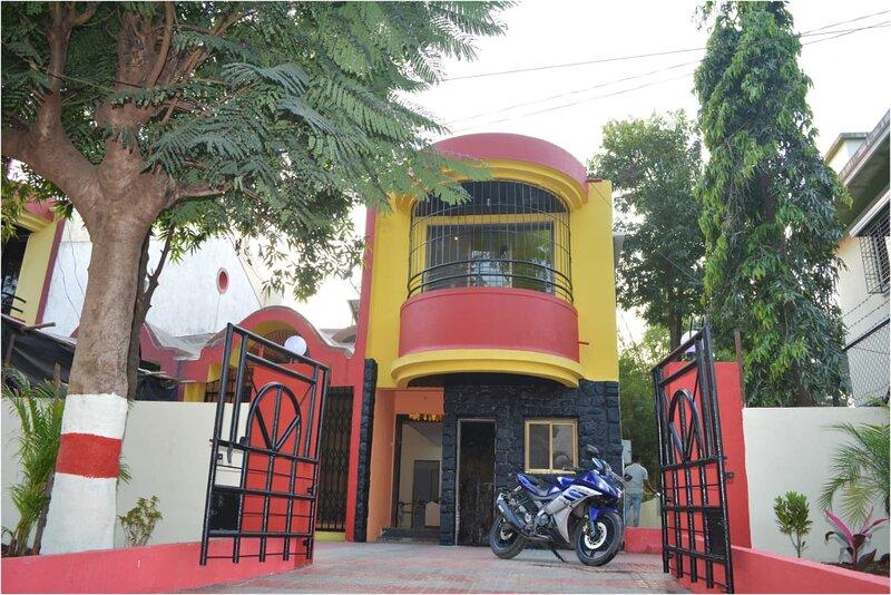 WOW VILLA 133, location de vacances à Kamshet