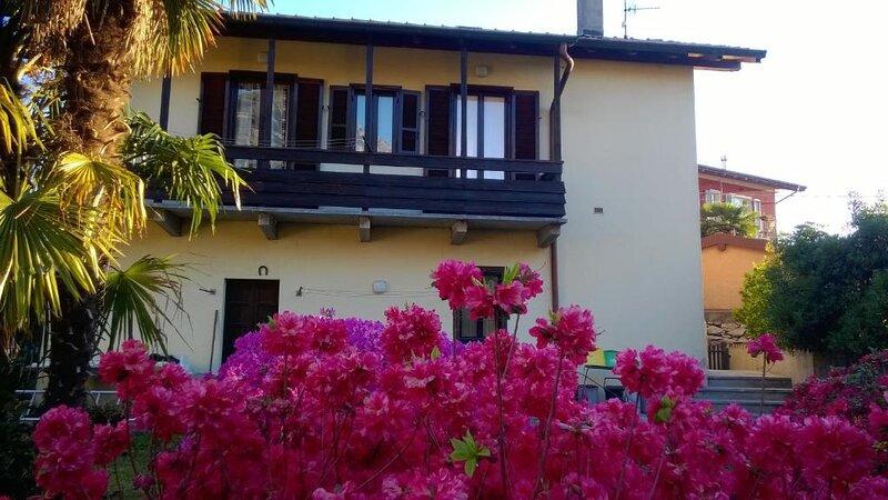 Casa Bellavista, holiday rental in Gravellona Toce