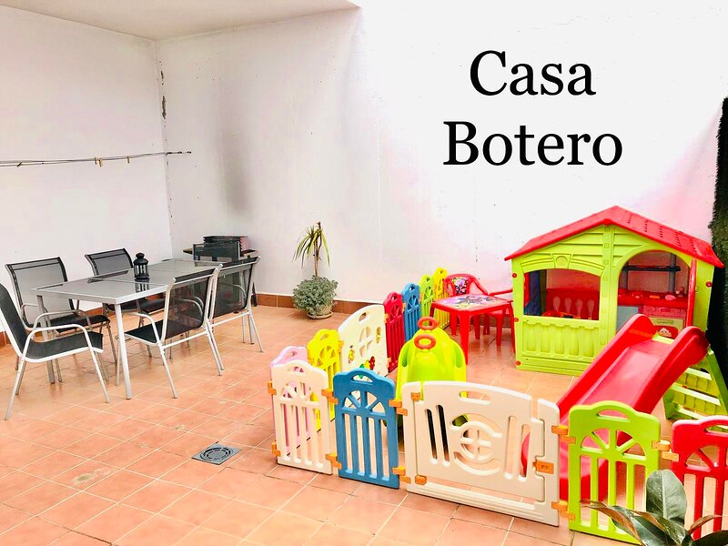 APARTAMENTO RURAL CASA BOTERO, alquiler vacacional en El Bosque