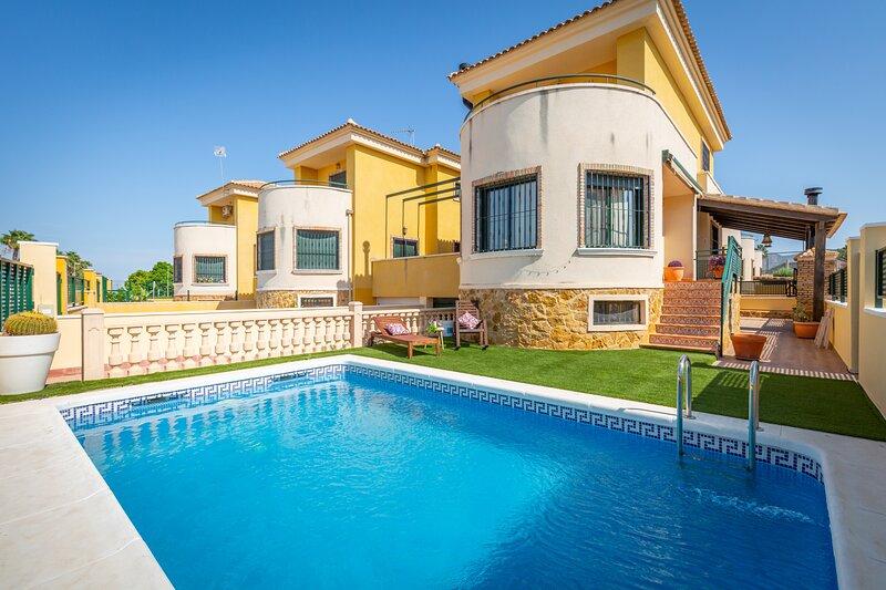 Fidalsa Villa Dolce Vita, holiday rental in Abanilla