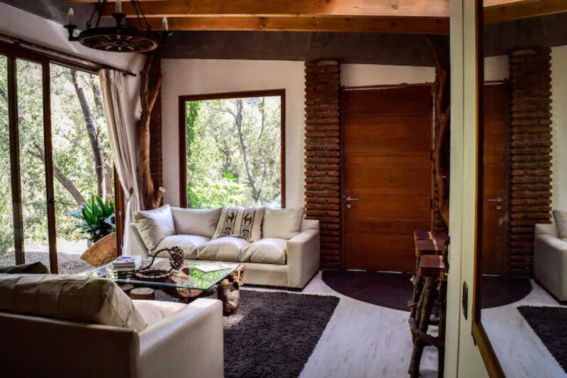 Casa Bosque Río, holiday rental in Chicureo