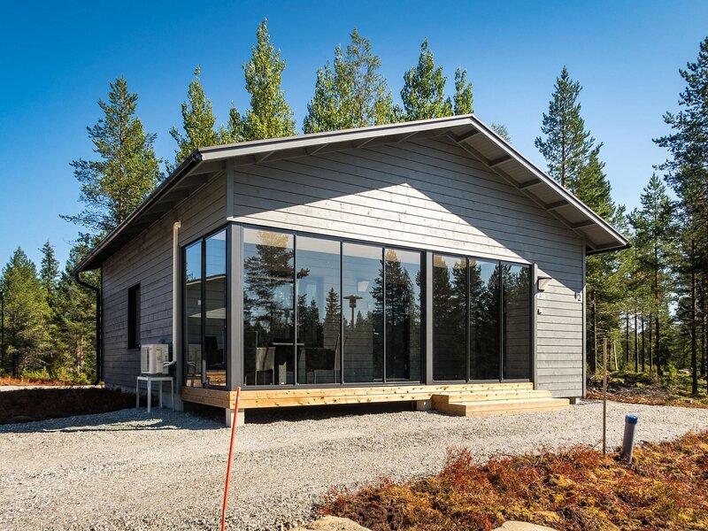Villa karhunpesä, location de vacances à Vallioniemi