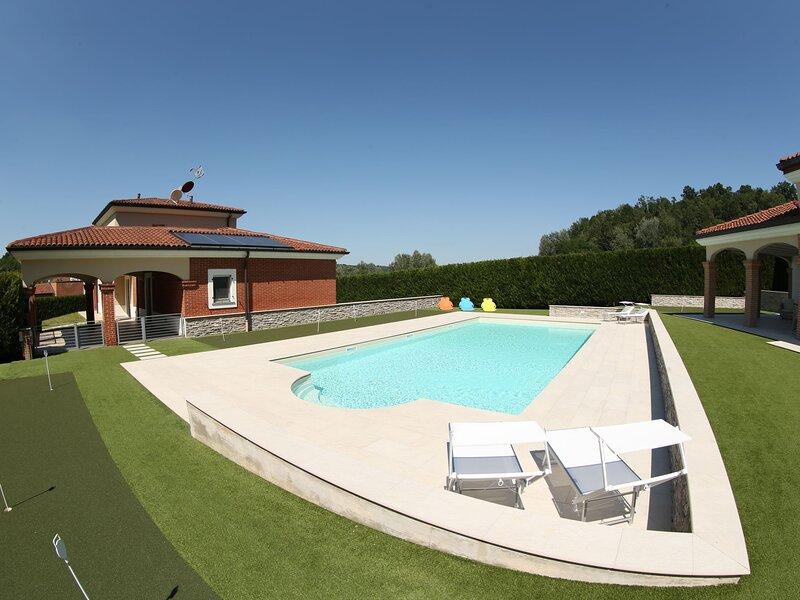 Appendino, holiday rental in Valleandona