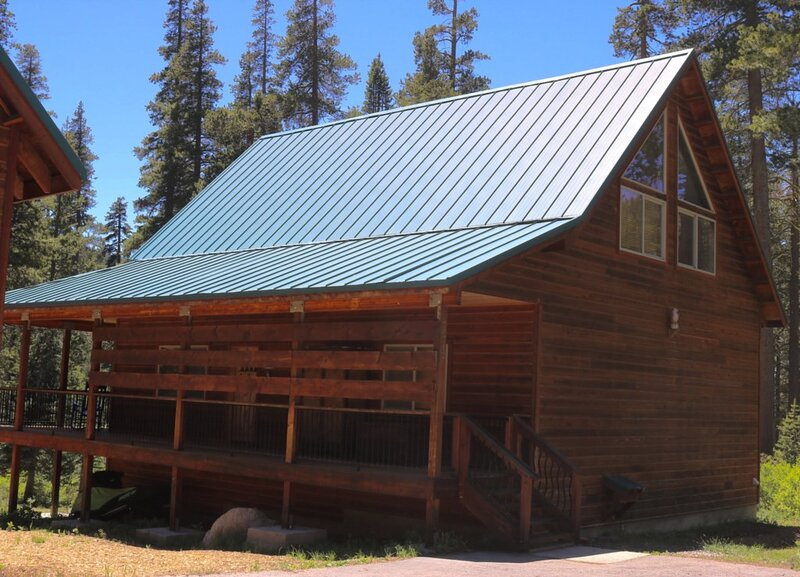 Secluded Mountain Cabin on Echo Summit, alquiler vacacional en Pitkin