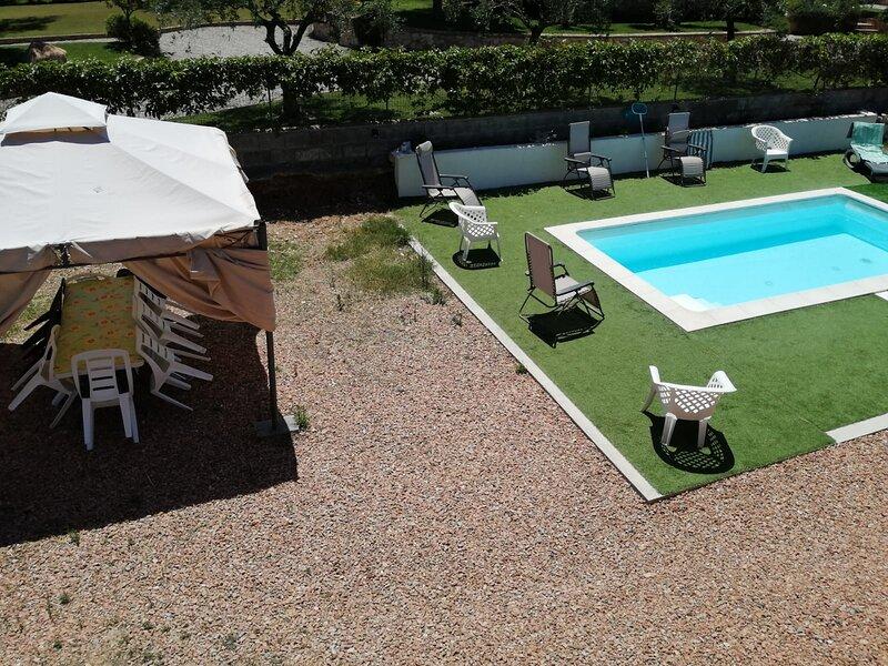 8 posti letto casa mimose app 2, casa vacanza a Cardedu