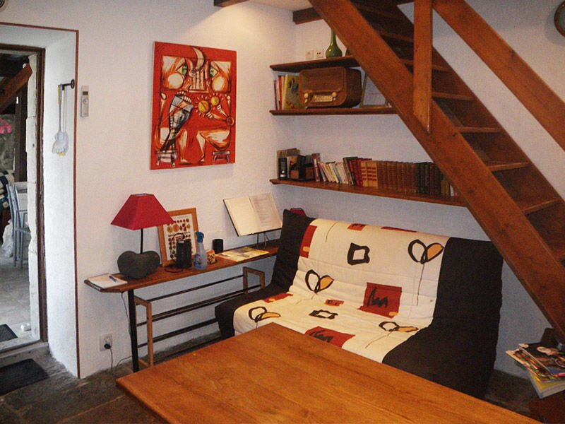 Beautiful house with mountain view, holiday rental in Saint-Sernin