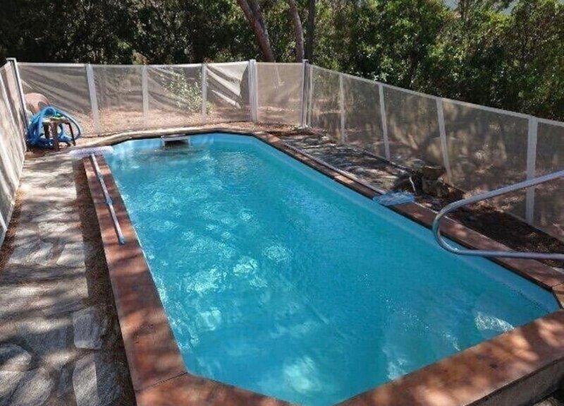 Amazing villa with swimming-pool, casa vacanza a Galeria